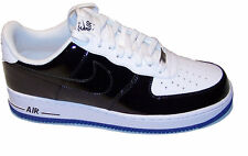 Nike Air Force 1 Low Black Patent Leather Concord 488298 058