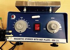 BRAND NEW Magnetic Stirrer With Hot Plate 2 Ltr,