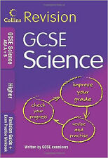Collins Revision GCSE Science AQA A+B: Higher: Revision Guide + Exam Practice Wo