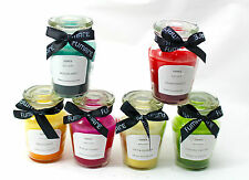 16 Hours 6x11.5cm  SCENTED PILLAR GLASS JAR CANDLE FUMAR 6 SCENTS AVAILABLE