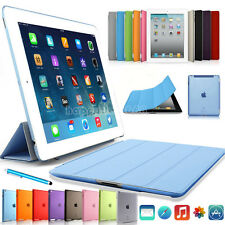 New Smart Stand Magnetic Slim Leather Case Cover For Apple iPad Air 4 3 2 Mini 4