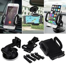 Universal Car Mobile Phone Windshield /Air Vent Mount Holder for iphone Samsung