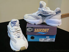 WOMAN'S SAUCONY GRID SILHOUETTE ATHLETIC SHOES | BRAND NEW IN BOX | MUST SEE |