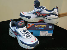 MEN'S SAUCONY GRID TRIGON 2 DURABLE ATHLETIC SHOES   BRAND NEW IN BOX  MUST SEE 
