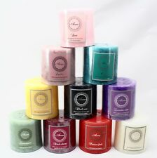 30 Hours Scented Pillar Candle Gift 10 Scents Available