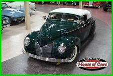 Mercury: HOT ROD 1940 Mercury Convertible, hot rod, street rod