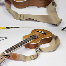 Classical Electric Acoustic Guitar Strap Nylon&Leather Belt Guitar Accessories