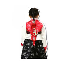 Korean DAENGGI traditional Dress Hanbok hairband PIGTAIL RIBBON Girl Women