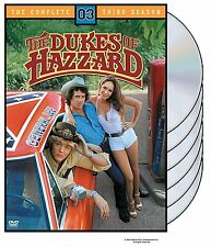 The Dukes Of Hazzard: The Complete Third Season DVD