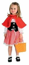 Rubies Costume Little Red Riding Hood Costume, Toddler Size
