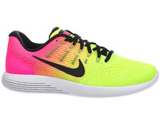 NEW MENS NIKE LUNARGLIDE 8 RUNNING SHOES TRAINERS MULTICOLOR