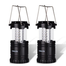 30 LED Portable Collapsible Camping Light Outdoor Lanterns Hiking Emergencies