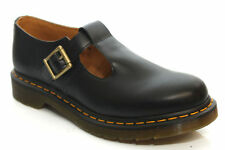 Bloggers Dr Martens DMs Polley Airwair Womens Mary Janes Leather Shoes All Sizes