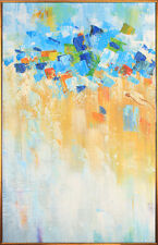Hand Canvas Painting Modern Wall Art Abstract Acrylic Oil Painting 50x80cm