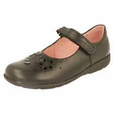 Girls Start Rite Mary Jane School Shoes Fleur-W