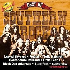 Best of Southern Rock CD 2002 RHINO  NEW SEALED!