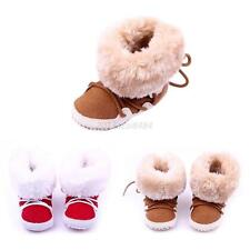0-12 Months Baby Girl Newborn Winter Warm Boots Toddler Infant Soft Boots Shoes