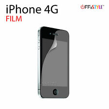 Protective Film Screen Protector Designed for Apple iPhone 4/4s & Case options