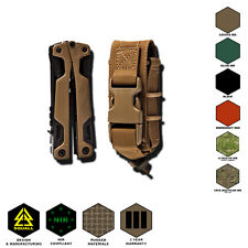 MOLLE SHEATH COMBAT MULTI-TOOL POUCH TACTICAL KNIFE SHELL CORDURA UNIVERSAL NEW
