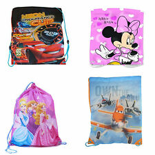 DISNEY TRAINER SHOES BAGS SPORTS /SCHOOL PE /GYM KIT/HOLIDAYS DSP2-8063
