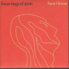 """FUTURE KINGS OF SPAIN Face I Know 7"""" VINYL B/W The Perfect Wait (Rf03Vs) Pic"""