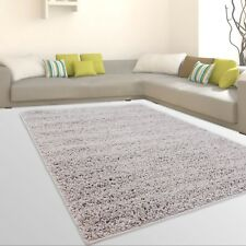 Rugs Shaggy High Pile soft Flokati Living room Inexpensive Offers Grey