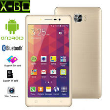 "Bluetooth Unlocked Super7 Smartphone Android WiFi 5.0"" 3G SIM Dual Core MTK6572"