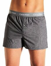 Calvin Klein Mens Underwear U1513 Matrix Boxer Woven Slim Fit- Choose SZ/Color.