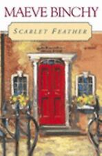 Scarlet Feather by Maeve Binchy (2001, Hardcover)