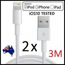 USB Data Lightning Cable Charger for iPhone 5 6 6S 6Plus 7 iPad4 Mini Pro Air