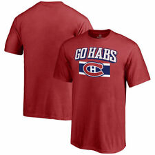 Montreal Canadiens Youth Red Hometown Collection Go Habs T-Shirt - NHL