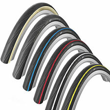 Schwalbe Lugano Bike Tyre 700 x 23c Road Cycle Tire with Active Line K-Guard