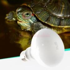 Indoor Snake Turtle Lizard Reptile UVA Light Bulb 220V-240V E27 Lamp 25W-100W