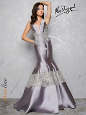 Mac Duggal 48432D Long Evening Dress ~LOWEST PRICE GUARANTEE~ NEW Authentic Gown