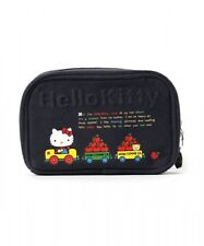 Hello Kitty Cosmetic Mini Pouch Makeup Bag Purse Case from Sanrio Japan  K2187