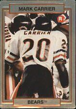 1990 Action Packed Rookie Update #30 Mark Carrier RC DB UER - NM-MT