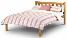Solid Pine Bed Frame with Optional Guest Stopover Bed Underbed
