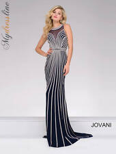 Jovani 41348 Evening Dress ~LOWEST PRICE GUARANTEED~ NEW Authentic Formal Gown