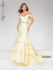 Jovani 48609 Evening Dress ~LOWEST PRICE GUARANTEED~ NEW Authentic Formal Gown