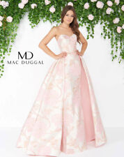 Mac Duggal 80717D Long Evening Dress ~LOWEST PRICE GUARANTEE~ NEW Authentic Gown