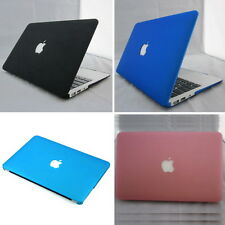 Matte Hard Case Cover Clip Housing Guard Protector fr Apple MacBook Air 13 A1466