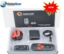 Aetertek 211D-350W 400 Yard Small Dog (3 ~ 12 lbs)Training Anti Bark Collar
