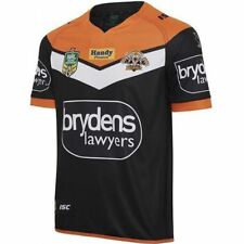 Wests Tigers 2017 NRL Home Jersey Adults and Kids Sizes BNWT