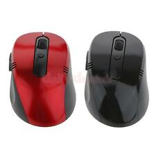Optical Wireless Gaming Mouse Mice USB Receiver for Laptop Desktop