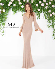 Mac Duggal 4478D Long Evening Dress ~LOWEST PRICE GUARANTEE~ NEW Authentic Gown