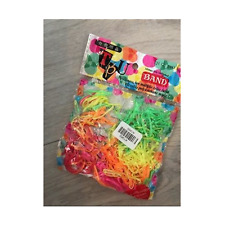 400pcs Women Rubber Hairband Rope Hair Band Ties Ponytail Holder Braids Elastic