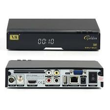 HD AC3 Auido Digital Satellite Receiver Support DVB-S2 + T2 + C Cable IPTV Combo