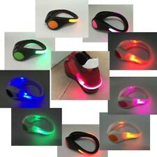 LED FLASHING ARM SHOE CLIP CYCLING WALKING RUNNING OUTDOOR SPORTS SAFETY LIGHTS