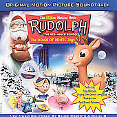 Rudolph the Red-Nosed Reindeer and the Island of Misfit Toys Original Movie CD