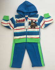 Boys Jogsuit Joggers Sweatshirt Jacket Lego Batman 2 3 4 5 6 Years BNWT